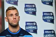 23 January 2017; In attendance at the 2017 Allianz Football League Launch in Croke Park is Jonny Cooper of Dublin. Kerry face Donegal in the opening round of the Allianz Leagues while All-Ireland champions Dublin will begin their Allianz league defence against Cavan, both on February 5th at 2pm. Visit www.allianz.ie for more. Photo by Brendan Moran/Sportsfile