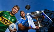 23 January 2017; In attendance at the 2017 Allianz Football League Launch in Croke Park are Donnchadh Walsh, left, of Kerry and Jonny Cooper of Dublin. Kerry face Donegal in the opening round of the Allianz Leagues while All-Ireland champions Dublin will begin their Allianz league defence against Cavan, both on February 5th at 2pm. Visit www.allianz.ie for more. Photo by Brendan Moran/Sportsfile