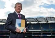 24 January 2017; Ard Stiúrthóir Chumann Lúthchleas Gael Páraic Ó Dufaigh ahead of the launch of the GAA Ard Stiúrthóir's Annual Report at Croke park in Dublin. Photo by Seb Daly/Sportsfile
