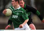 2 March 2002; Paul Mulligan, Charlestown Sarsfields. Football. Picture credit; Damien Eagers / SPORTSFILE