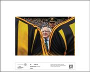 SHORTLISTED - POLITICS - 2017  LINED UP by Brendan Moran  President Michael D Higgins meets the Kilkenny team before the All-Ireland Senior Hurling Championship Final