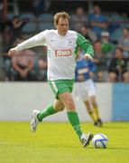 2 July 2011; Tony Cascarino, Republic of Ireland XI. Italia 90 World Cup Reunion Match, Republic of Ireland XI v League of Ireland Managers Selection, Hunky Dory Park, Drogheda, Co. Louth. Picture credit: Paul Mohan / SPORTSFILE
