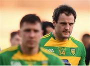 5 February 2017; Michael Murphy of Donegal following the Allianz Football League Division 1 Round 1 match between Donegal and Kerry at O'Donnell Park in Letterkenny, Co Donegal. Photo by Stephen McCarthy/Sportsfile