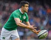 4 February 2017; Conor Murray of Ireland during the RBS Six Nations Rugby Championship match between Scotland and Ireland at BT Murrayfield Stadium in Edinburgh, Scotland. Photo by Brendan Moran/Sportsfile