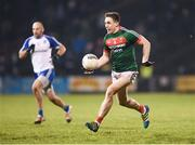 4 February 2017; Paddy Durcan of Mayo during the Allianz Football League Division 1 Round 1 match between Mayo and Monaghan at Elverys MacHale Park in Castlebar, Co Mayo. Photo by Stephen McCarthy/Sportsfile