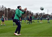 6 February 2017; Conor Murray of Ireland during squad training at Carton House in Maynooth, Co. Kildare. Photo by Ramsey Cardy/Sportsfile
