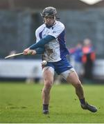 7 February 2017; Darragh O'Donovan of Mary Immaculate College Limerick during the Independent.ie HE GAA Fitzgibbon Cup Group A Round 3 match between Dublin Institute of Technology and Mary Immaculate College Limerick at Parnells GAA Club, Coolock, Dublin. Photo by Cody Glenn/Sportsfile