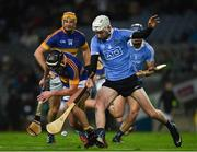 11 February 2017; Aidan McCormack of Tipperary in action against Shane Barrett of Dublin during the Allianz Hurling League Division 1A Round 1 match between Dublin and Tipperary at Croke Park in Dublin. Photo by Ray McManus/Sportsfile