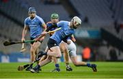 11 February 2017; Shane Barrett of Dublin in action against Noel McGrath of Tipperary during the Allianz Hurling League Division 1A Round 1 match between Dublin and Tipperary at Croke Park in Dublin. Photo by Daire Brennan/Sportsfile