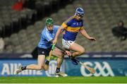11 February 2017; Jason Forde of Tipperary in action against James Madden of Dublin during the Allianz Hurling League Division 1A Round 1 match between Dublin and Tipperary at Croke Park in Dublin. Photo by Sam Barnes/Sportsfile