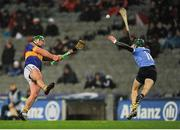 11 February 2017; John O'Dwyer of Tipperary in action against James Madden of Dublin during the Allianz Hurling League Division 1A Round 1 match between Dublin and Tipperary at Croke Park in Dublin. Photo by Sam Barnes/Sportsfile