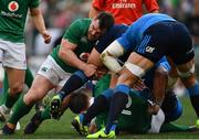 11 February 2017; Cian Healy of Ireland during the RBS Six Nations Rugby Championship match between Italy and Ireland at the Stadio Olimpico in Rome, Italy. Photo by Ramsey Cardy/Sportsfile