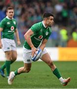 11 February 2017; Conor Murray of Ireland during the RBS Six Nations Rugby Championship match between Italy and Ireland at the Stadio Olimpico in Rome, Italy. Photo by Ramsey Cardy/Sportsfile