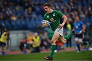 11 February 2017; Garry Ringrose of Ireland during the RBS Six Nations Rugby Championship match between Italy and Ireland at the Stadio Olimpico in Rome, Italy. Photo by Ramsey Cardy/Sportsfile