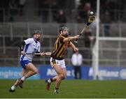 12 February 2017; Conor Fogarty of Kilkenny in action against Mikey Kearney of Waterford during the Allianz Hurling League Division 1A Round 1 game between Kilkenny and Waterford at Nowlan Park in Kilkenny. Photo by Ray McManus/Sportsfile
