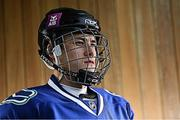 13 February 2017; Faythe Harriers and Wexford hurler Lee Chin will soon join NHL team the Vancouver Canucks for AIB's documentary series The Toughest Trade and swapping his boots for a pair of ice skates. For exclusive content and behind the scenes action from The Toughest Trade follow AIB GAA on Twitter and Instagram @AIB_GAA and facebook.com/AIBGAA. Photo by Ramsey Cardy/Sportsfile