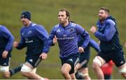 13 February 2017; Duncan Williams of Munster during squad training at the University of Limerick, in Limerick. Photo by Diarmuid Greene/Sportsfile