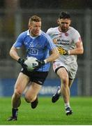 11 February 2017; Emmet Ó Conghaile of Dublin in action against Pádraig Hampsey of Tyrone during the Allianz Football League Division 1 Round 2 match between Dublin and Tyrone at Croke Park in Dublin. Photo by Sam Barnes/Sportsfile
