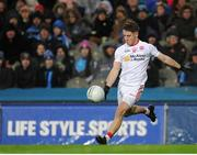 11 February 2017; Mark Bradley of Tyrone in action during the Allianz Football League Division 1 Round 2 match between Dublin and Tyrone at Croke Park in Dublin. Photo by Sam Barnes/Sportsfile