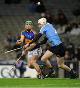 11 February 2017; Noel McGrath of Tipperary in action against Shane Barrett of Dublin during the Allianz Hurling League Division 1A Round 1 match between Dublin and Tipperary at Croke Park in Dublin. Photo by Sam Barnes/Sportsfile