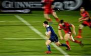 17 February 2017; Luke McGrath of Leinster during the Guinness PRO12 Round 15 match between Leinster and Edinburgh at the RDS Arena in Ballsbridge, Dublin. Photo by Ramsey Cardy/Sportsfile