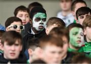 18 February 2017; St. Colman's Fermoy supporters during the Dr. Harty Cup Final match between Our Lady's Templemore and St. Colman's Fermoy at the Gaelic Grounds in Limerick. Photo by Diarmuid Greene/Sportsfile