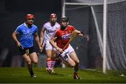 18 February 2017; Damien Cahalane of Cork in action against Ryan O'Dwyer of Dublin during the Allianz Hurling League Division 1A Round 2 match between Cork and Dublin at Páirc Uí Rinn in Cork. Photo by Stephen McCarthy/Sportsfile