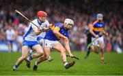 19 February 2017; Niall O'Meara of Tipperary in action against Tadhg de Burca of Waterford during the Allianz Hurling League Division 1A Round 2 match between Waterford and Tipperary at Walsh Park in Waterford. Photo by Stephen McCarthy/Sportsfile