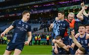 19 February 2017; Lee Keegan of St. Patrick's Westport makes his way over to team mates for the team picture after the AIB GAA Football All-Ireland Intermediate club championship final match between St. Colmcille's and St. Patrick's Westport at Croke Park in Dublin. Photo by Eóin Noonan/Sportsfile