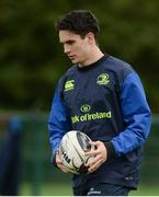 20 February 2017; Joey Carbery of Leinster during squad training at Thornfields, UCD in Belfield, Dublin. Photo by Piaras Ó Mídheach/Sportsfile