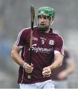 19 February 2017; David Burke of Galway during the Allianz Hurling League Division 1B Round 2 match between Galway and Wexford at Pearse Stadium in Galway. Photo by David Maher/Sportsfile