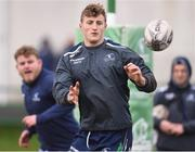 22 February 2017; Peter Robb of Connacht during squad training at the Sportsground in Galway. Photo by Matt Browne/Sportsfile