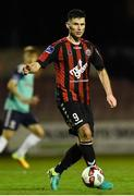 24 February 2017; Dinny Corcoran of Bohemians during the SSE Airtricity League Premier Division match between Bohemians and Derry City at Dalymount Park, in Dublin. Photo by Seb Daly/Sportsfile