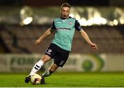 24 February 2017; Nathan Boyle of Derry City during the SSE Airtricity League Premier Division match between Bohemians and Derry City at Dalymount Park, in Dublin. Photo by Seb Daly/Sportsfile