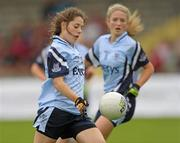 1 August 2011; Siobhan Woods, Dublin. All Ireland Minor A Championship Final, Dublin v Cork, Birr, Co. Offaly. Picture credit: Paul Mohan / SPORTSFILE
