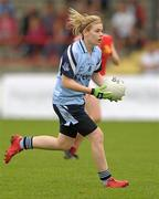 1 August 2011; Olivia Smart, Dublin. All Ireland Minor A Championship Final, Dublin v Cork, Birr, Co. Offaly. Picture credit: Paul Mohan / SPORTSFILE
