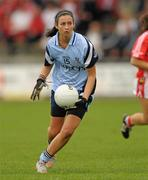 1 August 2011; Lauren Ebbs, Dublin. All Ireland Minor A Championship Final, Dublin v Cork, Birr, Co. Offaly. Picture credit: Paul Mohan / SPORTSFILE