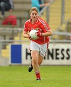 1 August 2011; Emma Farmer, Cork. All Ireland Minor A Championship Final, Dublin v Cork, Birr, Co. Offaly. Picture credit: Paul Mohan / SPORTSFILE