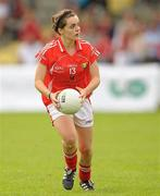 1 August 2011; Jess O'Shea, Cork. All Ireland Minor A Championship Final, Dublin v Cork, Birr, Co. Offaly. Picture credit: Paul Mohan / SPORTSFILE