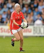 1 August 2011; Elaine Scally, Cork. All Ireland Minor A Championship Final, Dublin v Cork, Birr, Co. Offaly. Picture credit: Paul Mohan / SPORTSFILE