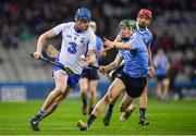 4 March 2017; Austin Gleeson of Waterford in action against James Madden of Dublin during the Allianz Hurling League Division 1A Round 3 match between Dublin and Waterford at Croke Park in Dublin. Photo by Brendan Moran/Sportsfile