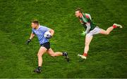 4 March 2017; Ciarán Kilkenny of Dublin in action against Colm Boyle of Mayo during the Allianz Football League Division 1 Round 4 match between Dublin and Mayo at Croke Park in Dublin. Photo by Ray McManus/Sportsfile