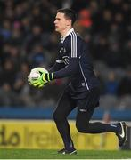 4 March 2017; Stephen Cluxton of Dublin during the Allianz Football League Division 1 Round 4 match between Dublin and Mayo at Croke Park in Dublin. Photo by Brendan Moran/Sportsfile
