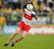 17 July 2011; Conleith Gilligan, Derry. Ulster GAA Football Senior Championship Final, Derry v Donegal, St Tiernach's Park, Clones, Co. Monaghan. Picture credit: Brendan Moran / SPORTSFILE
