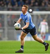 4 March 2017; Ciaran Reddan of Dublin during the Allianz Football League Division 1 Round 4 match between Dublin and Mayo at Croke Park in Dublin. Photo by David Fitzgerald/Sportsfile