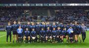 4 March 2017; The Dublin squad pose for photo ahead of the Allianz Football League Division 1 Round 4 match between Dublin and Mayo at Croke Park in Dublin. Photo by David Fitzgerald/Sportsfile