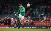 10 March 2017; Jonathan Sexton of Ireland prior to the RBS Six Nations Rugby Championship match between Wales and Ireland at the Principality Stadium in Cardiff, Wales. Photo by Brendan Moran/Sportsfile