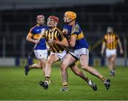 11 March 2017; Cillian Buckley of Kilkenny in action against Padraic Maher of Tipperary during the Allianz Hurling League Division 1A Round 4 match between Tipperary and Kilkenny at Semple Stadium in Thurles, Co. Tipperary. Photo by Ray McManus/Sportsfile