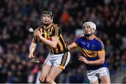 11 March 2017; Walter Walsh of Kilkenny in action against Ronan Maher of Tipperary during the Allianz Hurling League Division 1A Round 4 match between Tipperary and Kilkenny at Semple Stadium in Thurles, Co. Tipperary. Photo by Ray McManus/Sportsfile