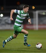10 March 2017; Ronan Finn of Shamrock Rovers during the SSE Airtricity League Premier Division match between Shamrock Rovers and Derry City at Tallaght Stadium in Tallaght, Dublin. Photo by Matt Browne/Sportsfile